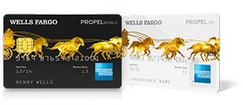 Wells Fargo Propel Credit Cards - Moore With Miles